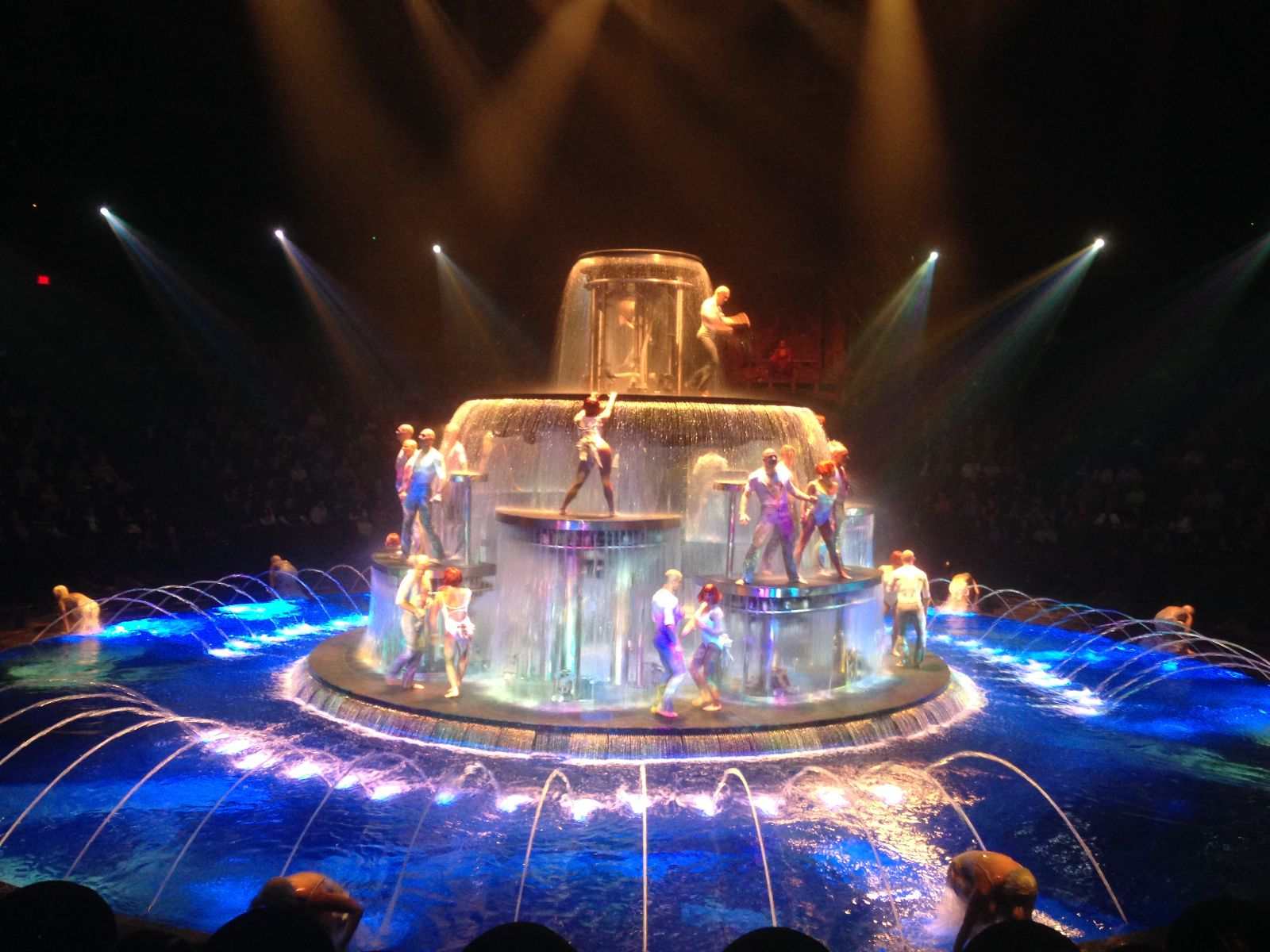 2014.2.1-2014.2.4 Las Vegas and Le Reve the Dream at Wynn |
